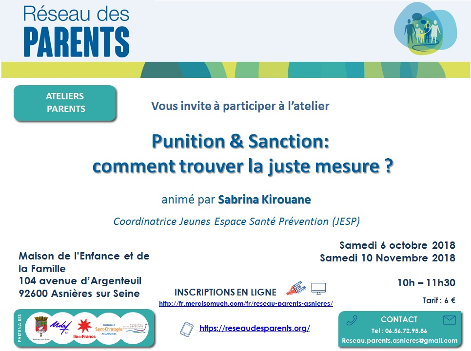 FLyer Punition Sanction (1)